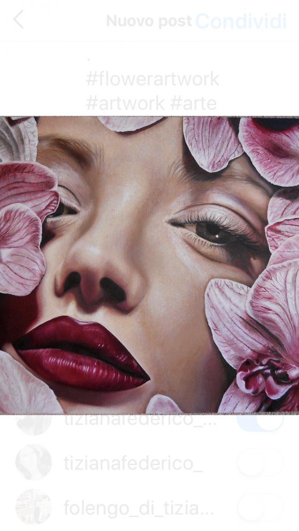 Oil on canvas 80/120